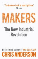 Makers:Book by Author-Chris Anderson