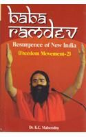 Baba Ramdev Resurgence of now india freedom movement 2 English(PB): Book by K.C. Mahendru