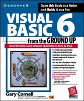Visual Basic 6: From the Ground Up: Book by Cornell