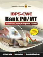 IBPS-Common Written Examination Bank PO/MT: Book by Abhijit Guha