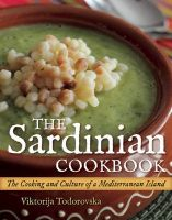 Sardinian Cookbook: Book by Viktorija Todorovska