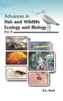Advances in Fish and Wildlife Ecology and Biology Vol. 4: Book by Kaul, Bansi Lal