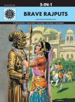 Brave Rajputs (5 in 1) (English) (Hardcover): Book by Anant Pai