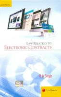 Law Relating to Electronic Contracts: Book by R K Singh