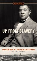 Up from Slavery: Book by Booker T. Washington