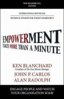 EMPOWERMENT TAKES MORE THAN A MINUTE:Book by Author-KEN BLANCHARD