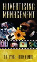 Advertising Management: Book by C. L. Tyagi , Arun Kumar