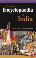 Concise Encyclopaedia of India:Book by Author-K. R. Gupta , Amita Gupta