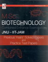 27.01.1-MSC Biotechnology-PreviousPaper&PracticeSet: Book by Anand Kumar