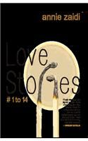 Love Stories # 1 to 14: Book by Annie Zaidi