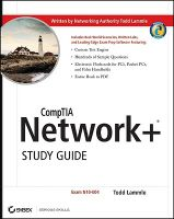 CompTIA Network+ Study Guide: Exam N10-004: Book by Todd Lammle