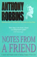 Notes From A Friend: Book by Anthony Robbins