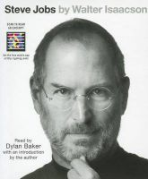 Steve Jobs:Book by Author-Walter Isaacson , Dylan Baker
