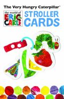 The Very Hungry Caterpillar Stroller Cards