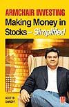 ARMCHAIR INVESTING Making Money in Stocks Simplified:Book by Author-Aditya Shorff