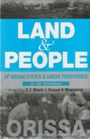 Land And People of Indian States & Union Territories (Orissa), Vol. 21st: Book by Ed. S. C.Bhatt & Gopal K Bhargava