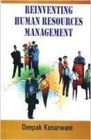 Reinventing human resources management (English): Book by Deepak Kesarwani