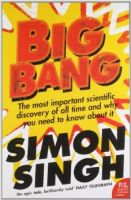 Big Bang:Book by Author-Simon Singh