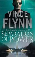 Separation Of Power: Book by Vince Flynn