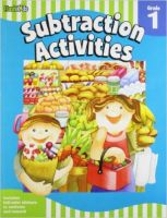 Subtraction activities: Grade 1 (Flash Skills): Book by Flash Kids Editors