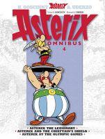Asterix Omnibus 4: Book by Albert Rene , Uderzo Goscinny