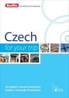 Berlitz Language: Czech for Your Trip: Book by Insight Guides