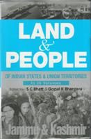 Land And People of Indian States & Union Territories (Jammu & Kashmir), Vol-11th: Book by Ed. S. C.Bhatt & Gopal K Bhargava