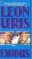 Exodus: Book by Leon Uris