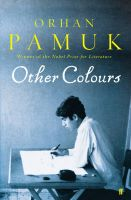 Other Colours: Book by Orhan Pamuk