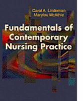 Fundamentals of Contemporary Nursing Practice: Book by Carol A. Lindeman