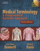Medical Terminology 9e: Book by DAVIS