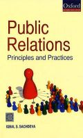 Public Relations: Principles and Practices: Book by Iqbal Sachdeva