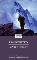 Frankenstein: Book by Mary Shelley