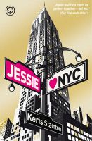 Jessie Hearts NYC:Book by Author-Keris Stainton