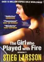 The Girl Who Played with Fire: Book by Stieg Larsson