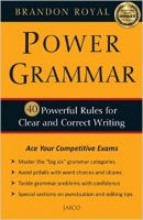Power Grammar: Book by Brandon Royal