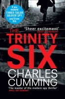 The Trinity Six:Book by Author-Charles Cumming
