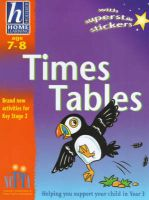 Times Tables: Book by Sue Atkinson