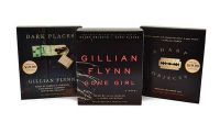 Gillian Flynn CD Audiobook Bundle: Gone Girl; Dark Places; Sharp Objects: Book by Gillian Flynn