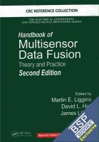 Handbook of Multisensor Data Fusion: Theory and Practice:Book by Author-Martin E. Liggins , David L. Hall , James Llinas