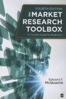 The Market Research Toolbox: A Concise Guide for Beginners (English): Book by Edward F. McQuarrie