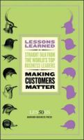 Making Customers Matter: Book by Fifty Lessons