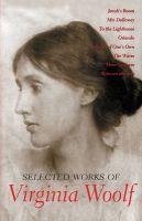 Selected Works of Virginia Woolf: Book by Virginia Woolf