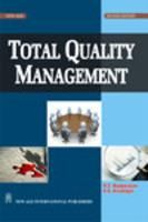 Total Quality Management: Book by R.S. Naagarazan