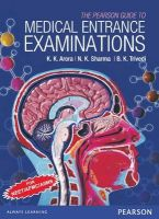 The Pearson Guide to the Medical Entrance Examinations for NEET/AFMC/AIIMS: Book by K. K. Arora, N. K. Sharma, B. K. Trivedi
