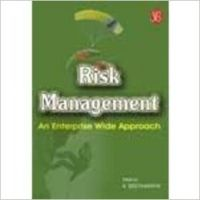 Risk Managementan Enterprise Wide Approach,Seethapathi (English): Book by Seethapathi K