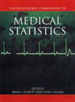Encyclopaedic Dictionary of Medical Statistics: Book by Brian S. Everitt ,Christopher R. Palmer