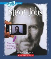 Steve Jobs: Book by Josh Gregory