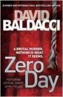 Zero Day:Book by Author-David Baldacci