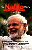 The Namo Story: A Political Life:Book by Author-Kingshuk Nag
